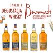 Degustacja whisky Benromach