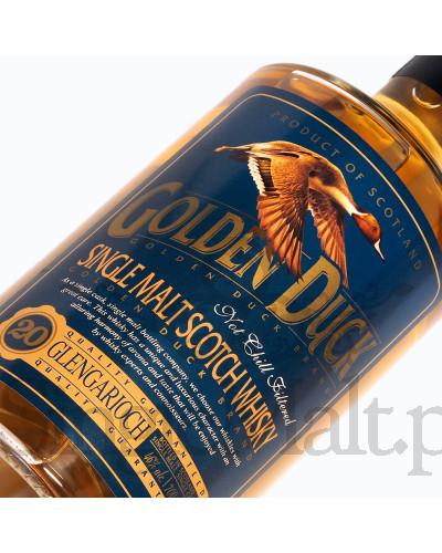 Glen Garioch 20 Years Old / 1991 / Golden Duck / 46% / 0,7 l