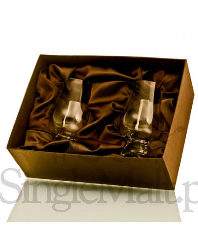 Zestaw 2 szklanek do whisky Glencairn Glass