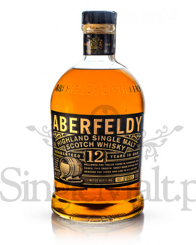 Aberfeldy 12 Years Old / 40% / 1,0 l