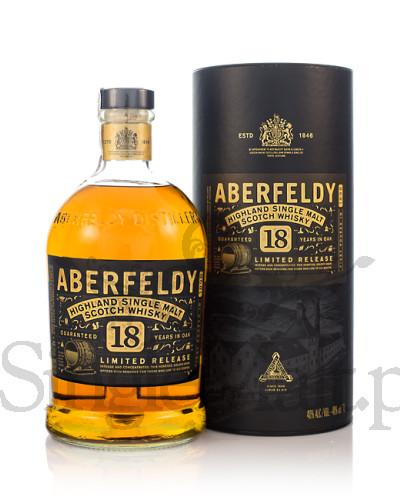 Aberfeldy 18 Years Old / 40% / 1,0 l