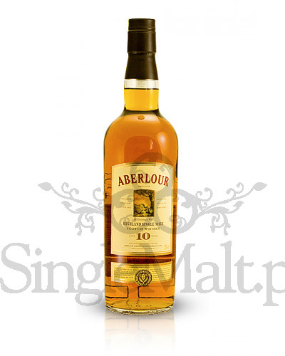 Aberlour 10 Years Old / 40% / 0,7 l