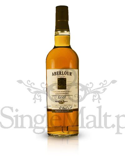 Aberlour 2001 / White Oak / 43% / 0,7 l