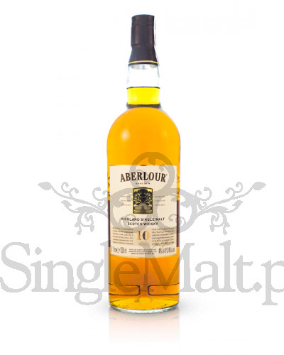 Aberlour 10 Years Old / 40% / 1,0 l
