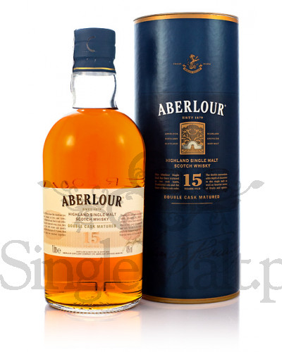 Aberlour 15 Years Old / Double Cask / 40% / 1,0 l