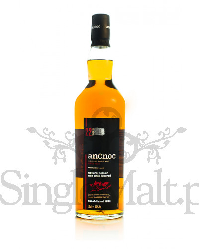 anCnoc 22 Years Old / 46% / 0,7 l