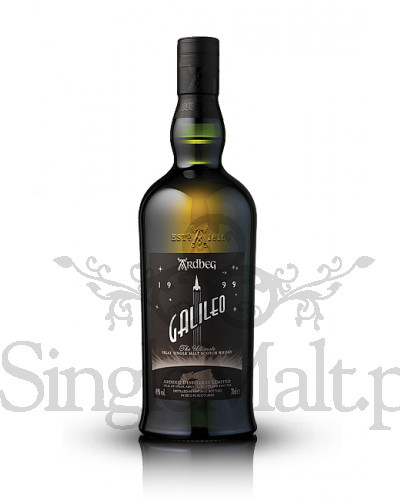Ardbeg Galileo 12 Years Old 1999 / 49% / 0,7 l