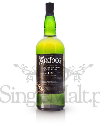 Ardbeg 10 Years Old / MÓR / 46% / 4,5 l