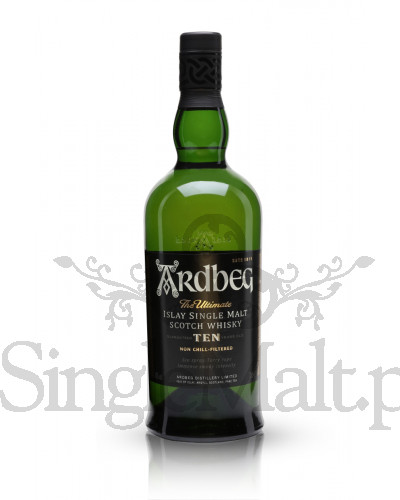 Ardbeg 10 Years Old / Warehouse Pack / 46% / 0,7 l