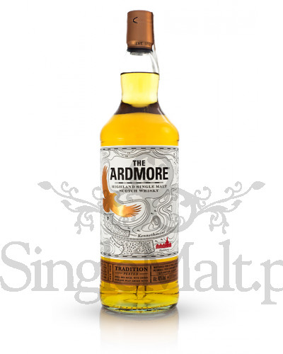 Ardmore Traditional Peated / 40% / 1,0 l