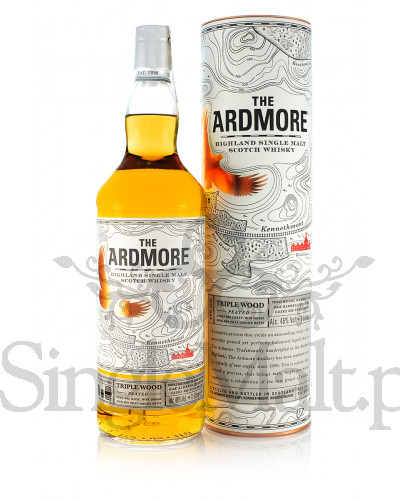 Ardmore Triple Wood / 46% / 1,0 l