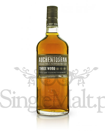 Auchentoshan Three Wood / 43% / 0,7 l