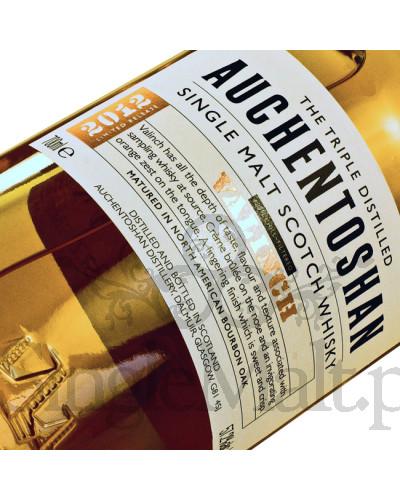 Auchentoshan Valinch 2012 / 57,2% / 0,7 l
