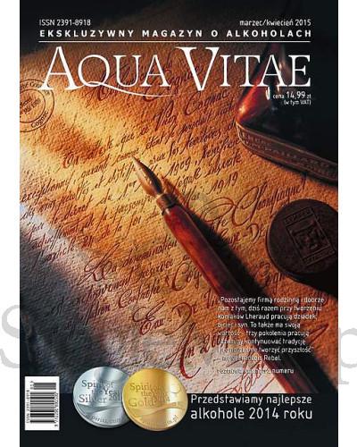 Aqua Vitae - magazyn o alkoholach - 03/04-2015