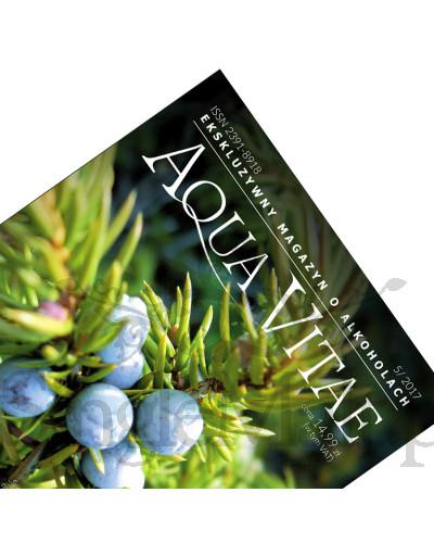 Aqua Vitae - magazyn o alkoholach - 05-2017