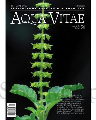 Aqua Vitae - magazyn o alkoholach - 02-2018
