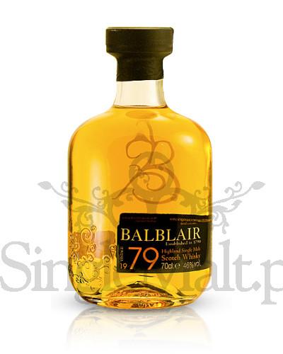 Balblair 1979 Vintage / 46% / 0,7 l