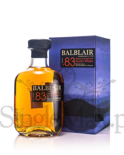 Balblair 1983 Vintage / 1st release / 2013 / 46% / 0,7 l
