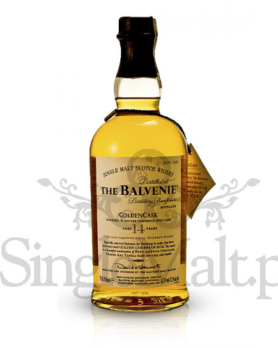 Balvenie 14 Years Old Golden Cask / 47,5% / 0,7 l