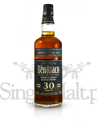 BenRiach 30 Years Old / 50% / 0,7 l