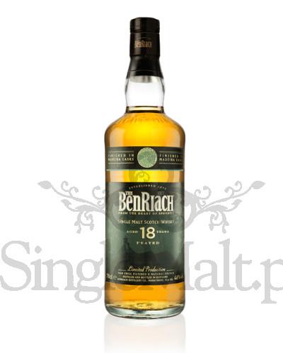 BenRiach 18 Years Old / Latada / 46% / 0,7 l