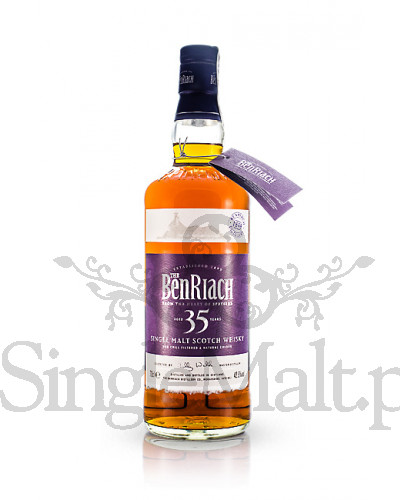 BenRiach 35 Years Old / 42,5% / 0,7 l