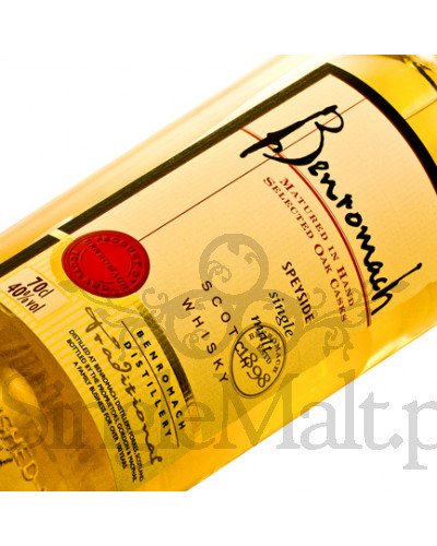 Benromach Traditional / 40% / 0,7 l