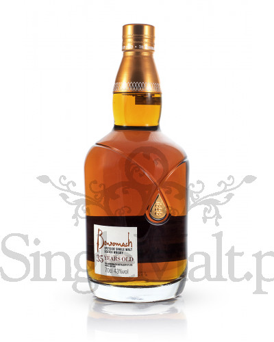 Benromach 35 Years Old / 43% / 0,7 l