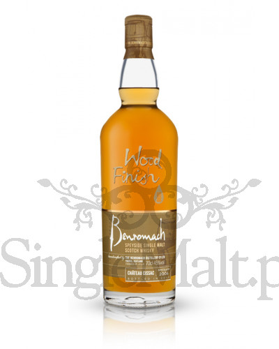 Benromach Chateau Cissac Wood Finish 2006 / 2014 / 45% / 0,7 l