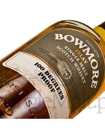 Bowmore 100 Degrees Proof / 57,1% / 1,0 l