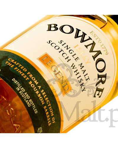 Bowmore Legend / 40% / 0,7 l