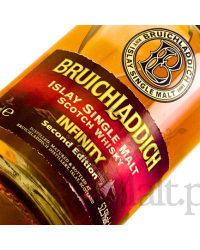 Bruichladdich Infinity Second Edition / 52,5% / 0,7 l