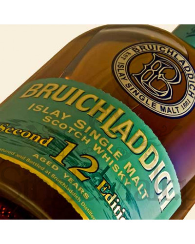 Bruichladdich 12 Years Old Second Edition / 46% / 0,7 l