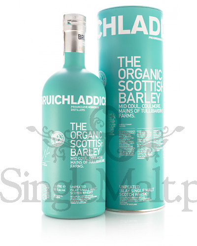 Bruichladdich The Organic Scottish Barley / 50% / 1,0 l