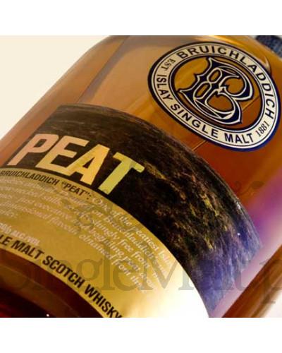 Bruichladdich Peat / 46% / 0,7 l