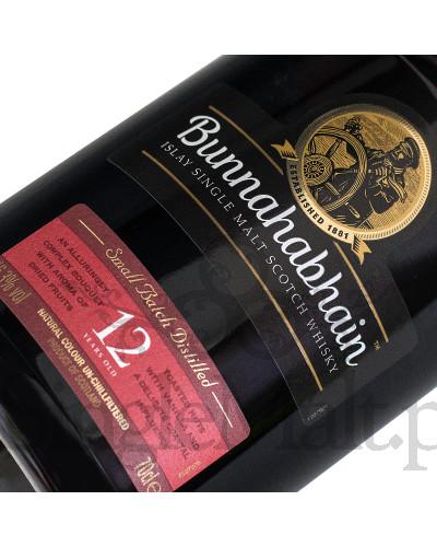 Bunnahabhain 12 Years Old / XII / 46,3% / 0,7 l