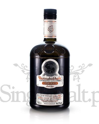 Bunnahabhain Ceobanach / 46,3% / 0,7 l