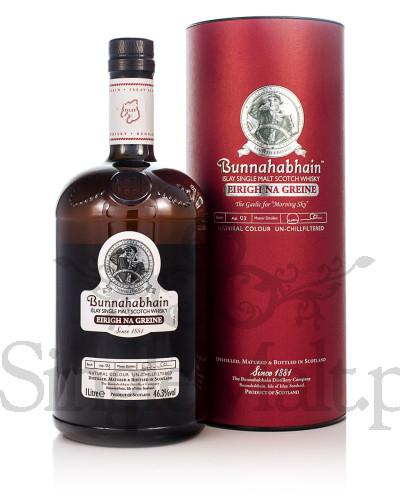 Bunnahabhain Eirigh Na Greine / 46,3% / 1,0 l