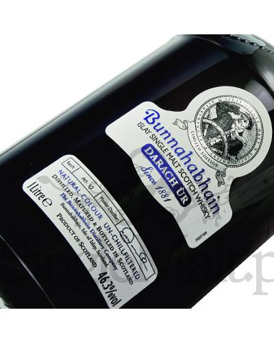 Bunnahabhain Darach Ur (batch 10) / 46,3% / 1,0 l