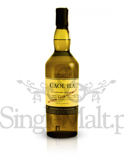 Caol Ila Cask Strength / 58,6% / 0,7 l