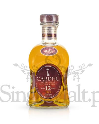 Cardhu 12 Years Old / 40% / 0,7 l