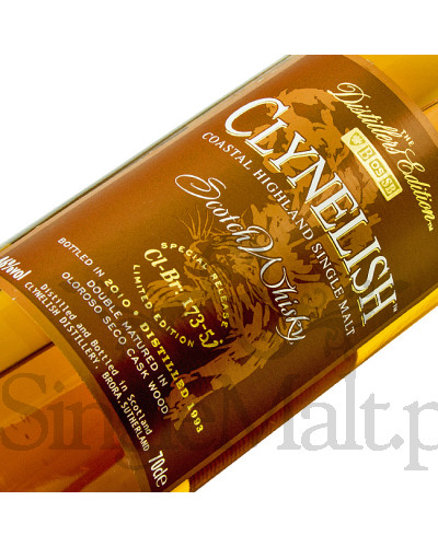 Clynelish 1993 Distillers Edition / 46% / 0,7 l