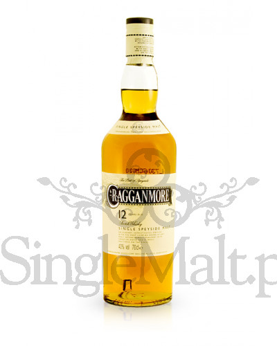 Cragganmore 12 Years Old  / 40% / 1,0 l
