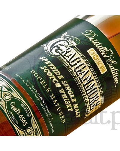 Cragganmore 2000 Distillers Edition / 2013 / 40% / 0,7 l