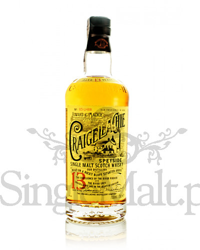 Craigellachie 13 Years Old / 46% / 0,7 l