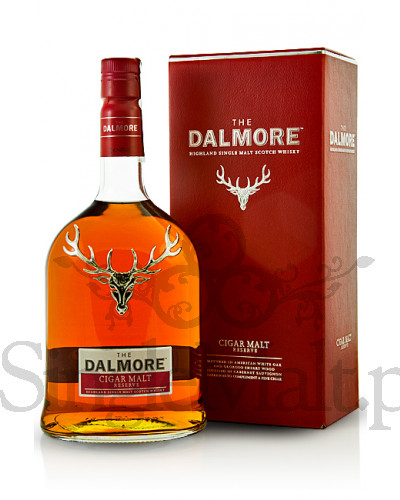 Dalmore Cigar Malt / 44% / 1,0 l