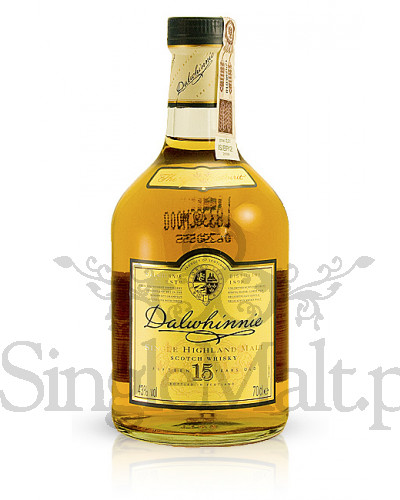 Dalwhinnie 15 Years Old  / 43% / 0,7 l