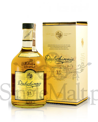 Dalwhinnie 15 Years Old  / 43% / 1,0 l