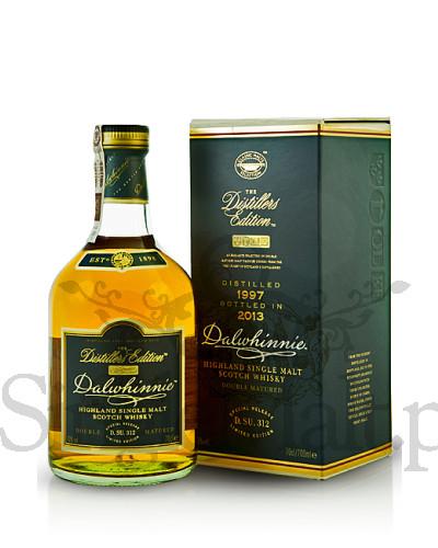 Dalwhinnie 1997 Distillers Edition / 2013 / 43% / 0,7 l