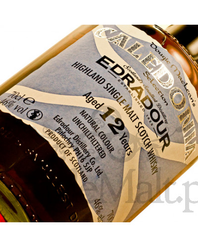 Edradour 12 Years Old Caledonia / 46% / 0,7 l